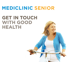 Become a Mediclinic Senior