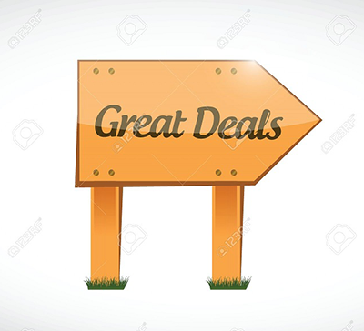 Great deals for YEI readers and pensioners