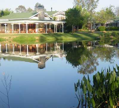 Fabulous over-60s mid-week special in the Gauteng countryside