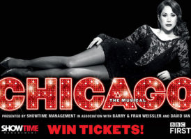 You've Earned It Chicago The Musical
