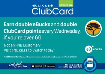 Clicks clubcard