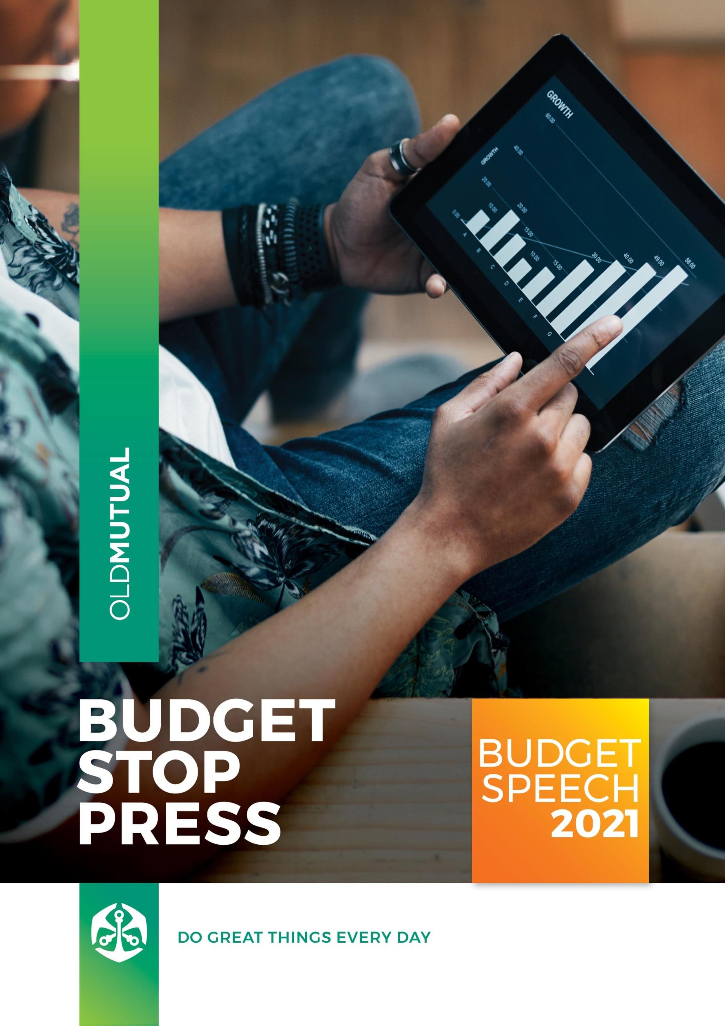 Old Mutual - 2021 Budget speech
