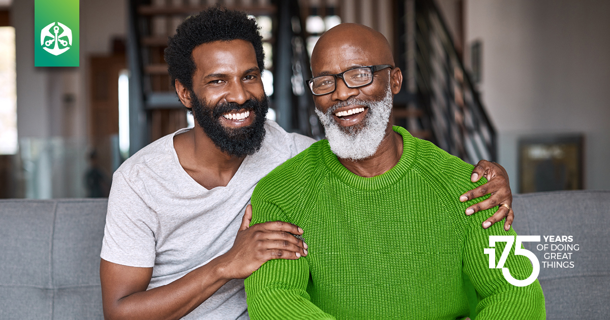 Old mutual fathers day