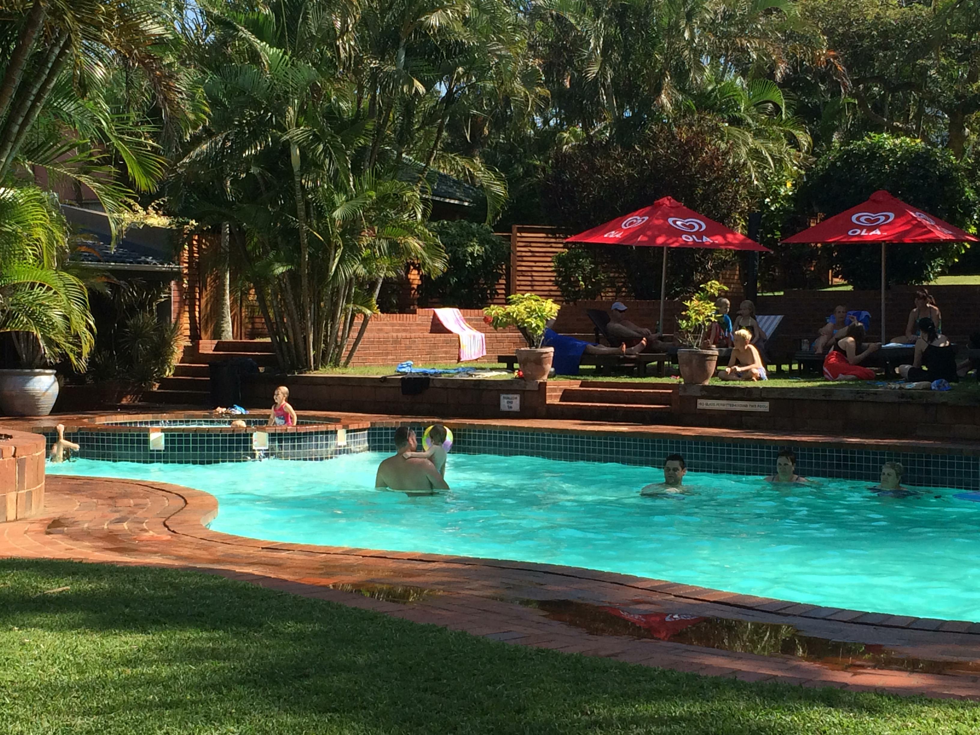 Villa spa resort