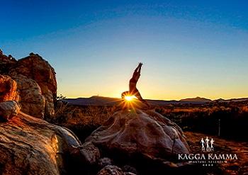 Kagga Kamma sunrise