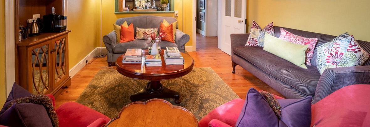 lounge at Bartholomeus klip