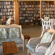 library in old age home