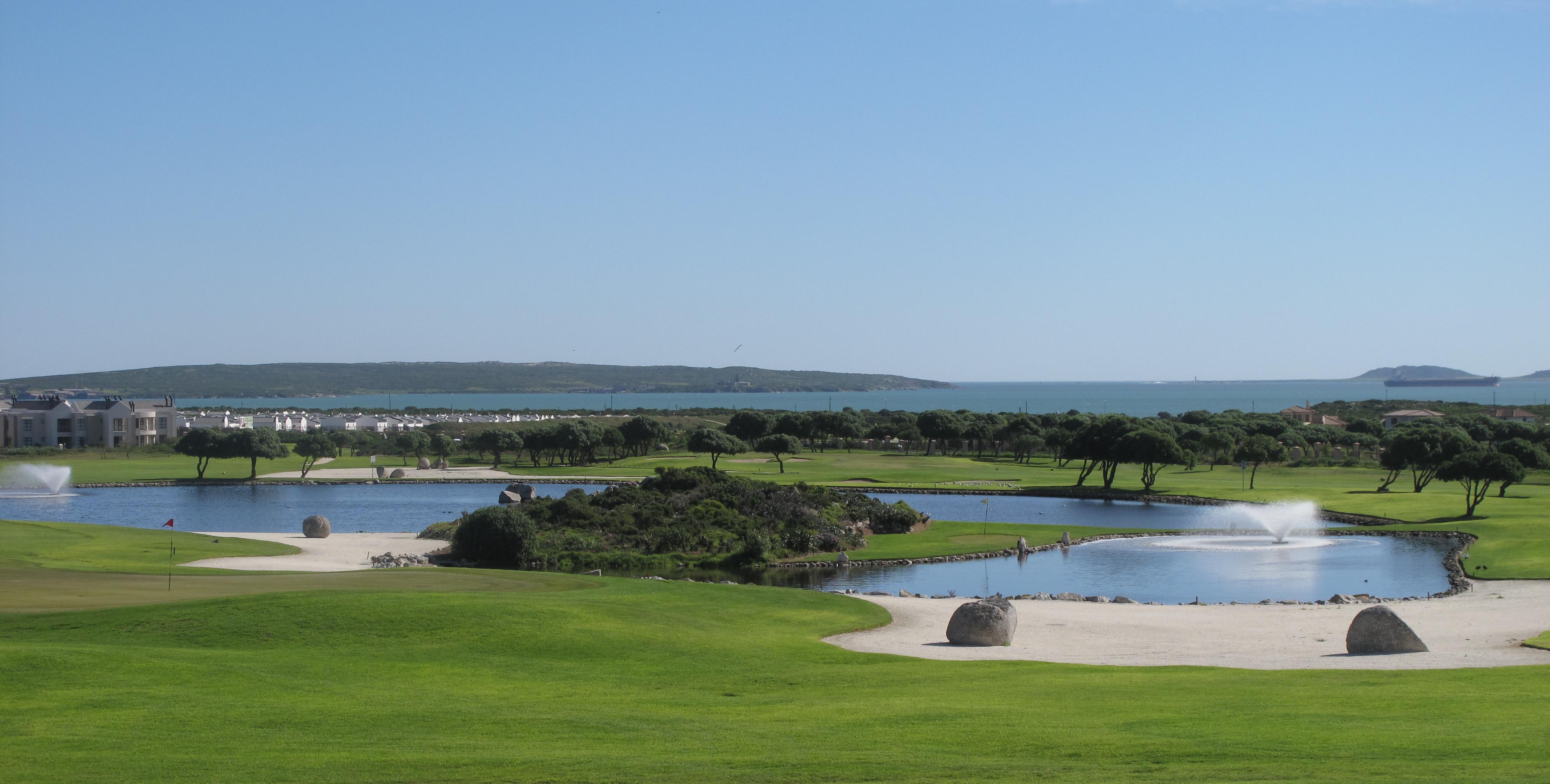 Langebaan golf Clubhouse