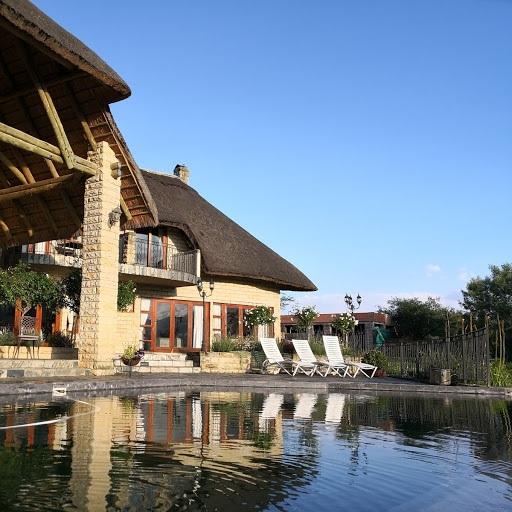 inkungu lodge pool