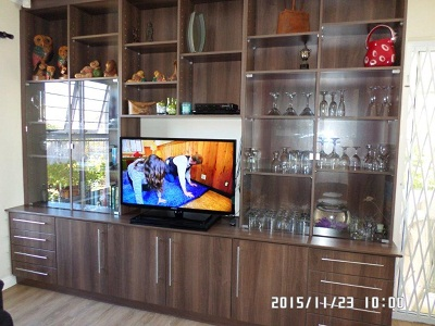 A-2-Z Household Maintenance TV cabinet