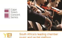 Cape Town Concert Series and YEI branded image