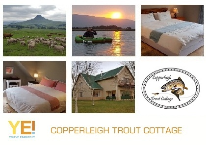Copperleigh Trout Cottage and YEI branded image
