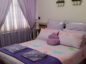Hettie se Plekkie bedroom