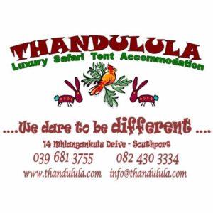 Thandulula Luxury Safari Tent Accomoodation logo