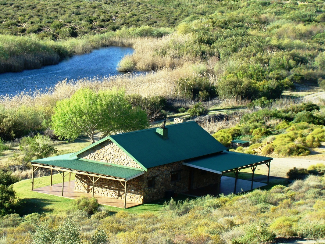 One of the stunning options for accomodation at Mount Cedar, Cederburg Accommodation