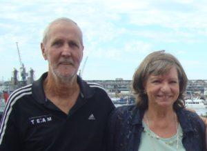 Ann and David Tiran