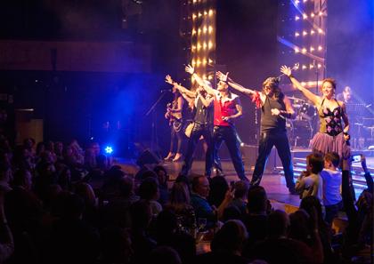 Barnyard stage image -2