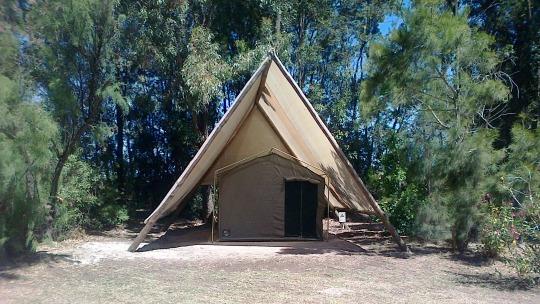 Ou Skip Bush Camp