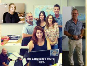 Landscape Tours team