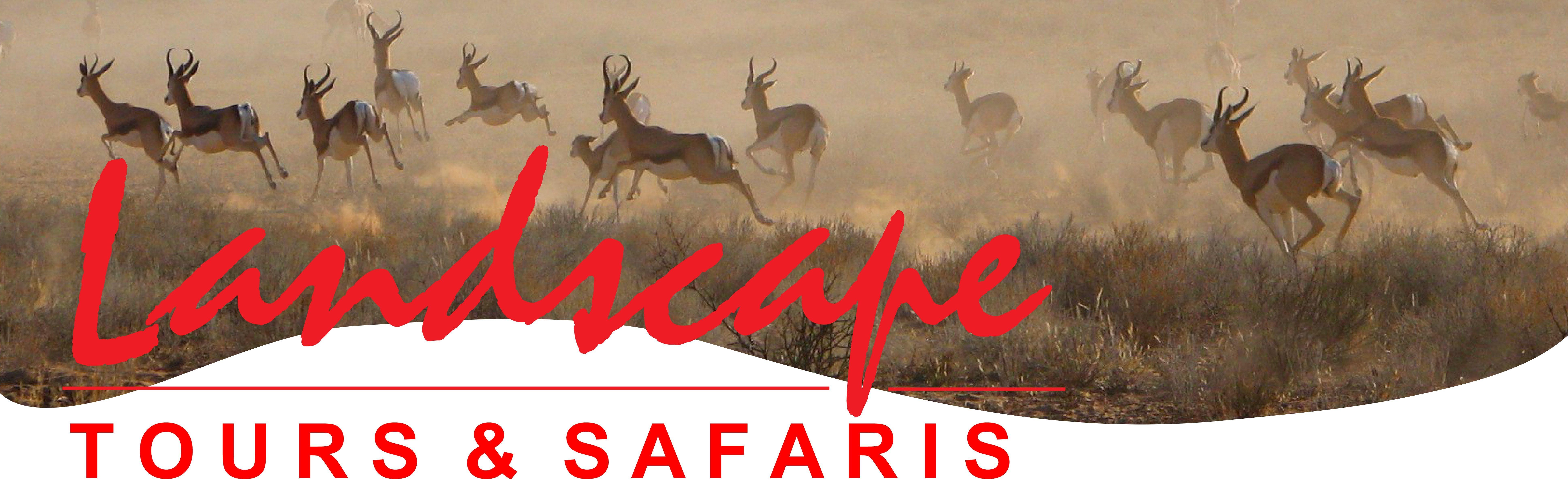 Landscape Tours banner