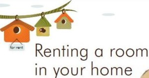 renting a room in your home