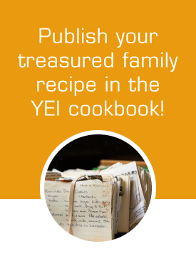 YEI Cookbook