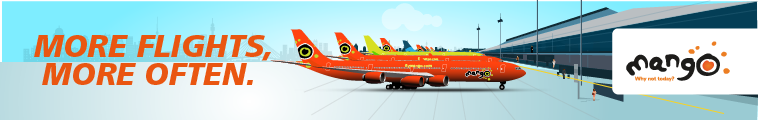 Mango Airlines – Adspace A – Oct 2015 to March 2016 onwards