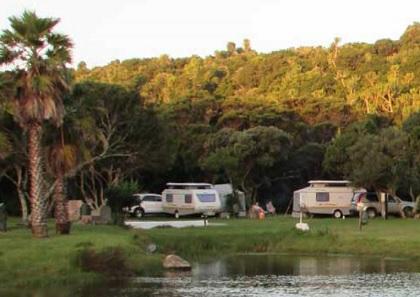 Nature's Rest caravans