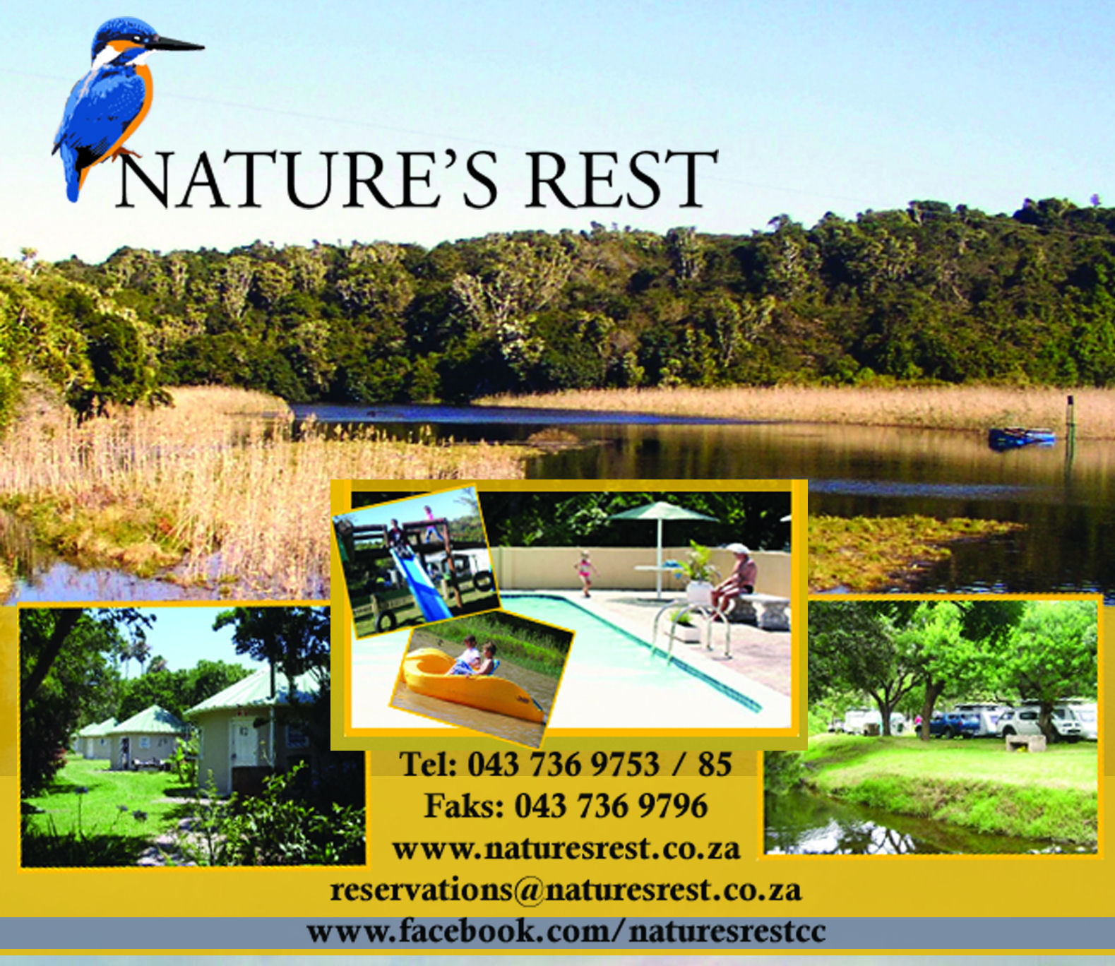 Nature S Rest Holiday Resort East London