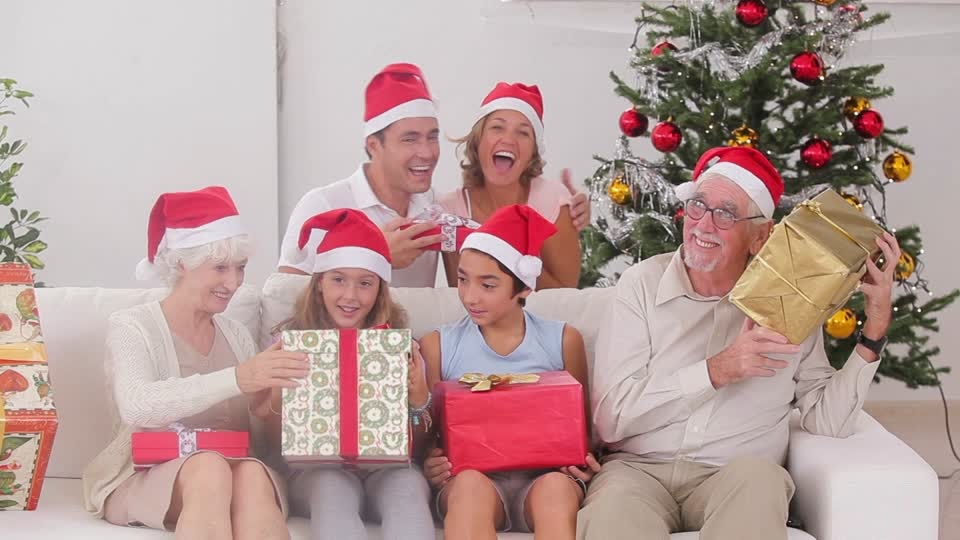 Gifts for senior citizens for christmas