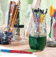 Glassware from Plastics Emporium