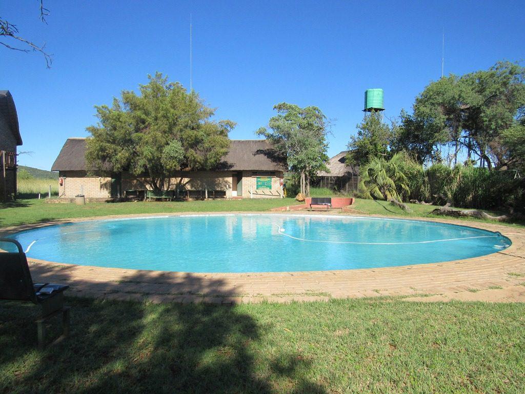 Shekinah-pool