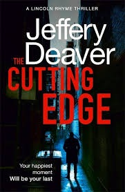 a cutting edge Jeffrey Deaver