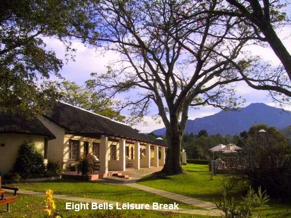 Landscape Tours house