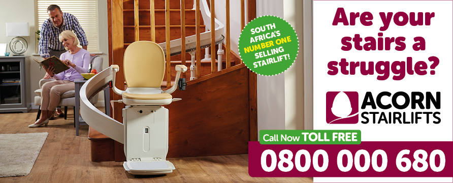 Acorn Stairlifts – Adspace E – Homepage