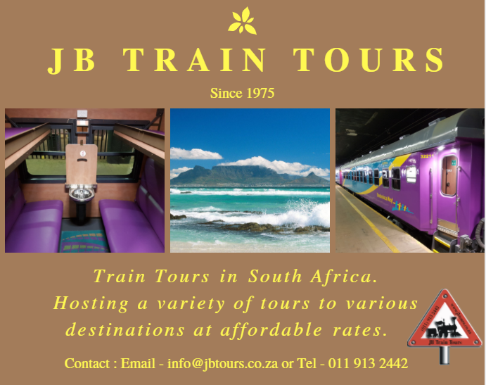 JB Train Tours 3