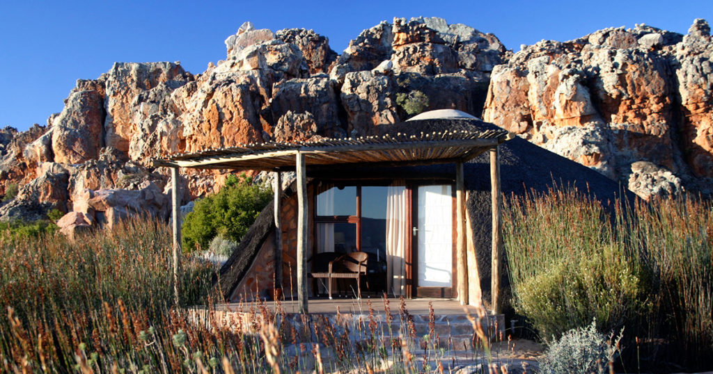 Kagga Kamma - accommodation