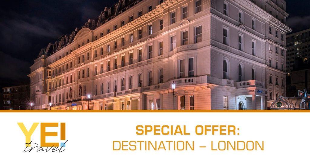 Destination - London