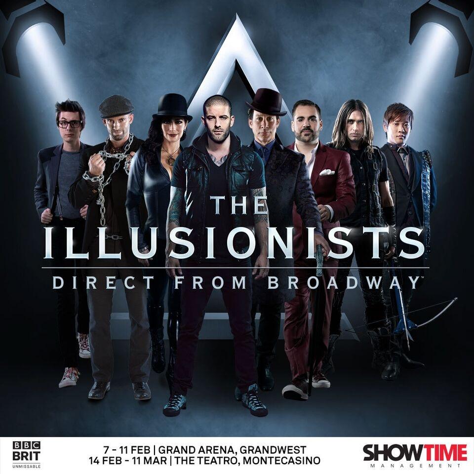 Illusionists 1