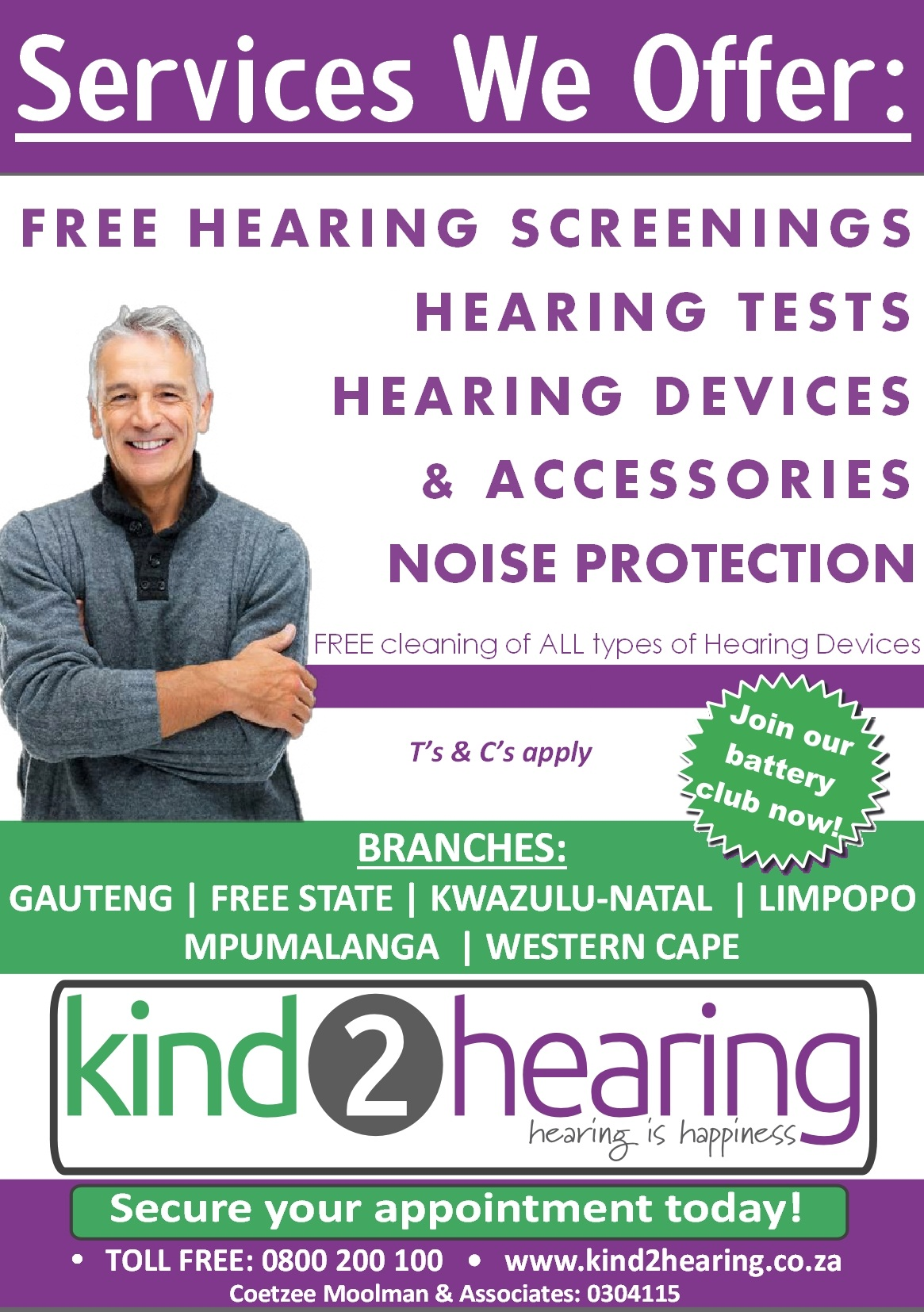 Kind2Hearing brochure