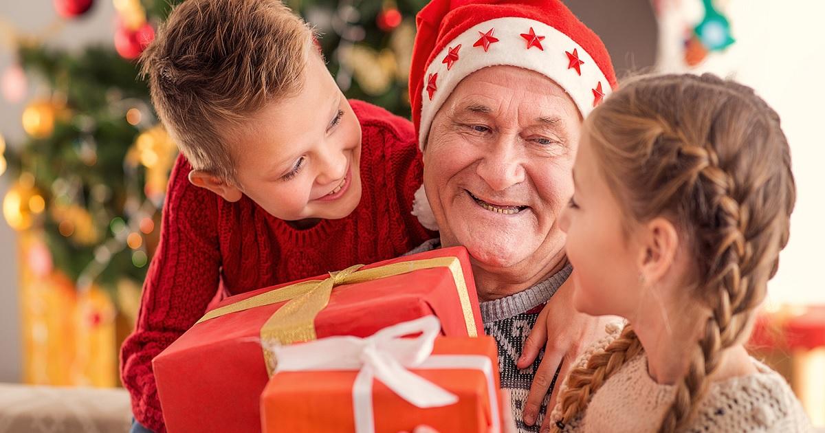 gifting to grandchildren