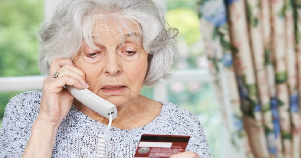 seniors and digital fraud