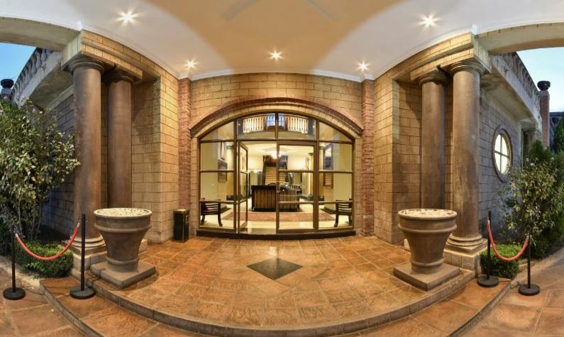 Foyer of Velmore Hotel
