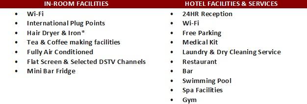 Stats for Velmor Hotel