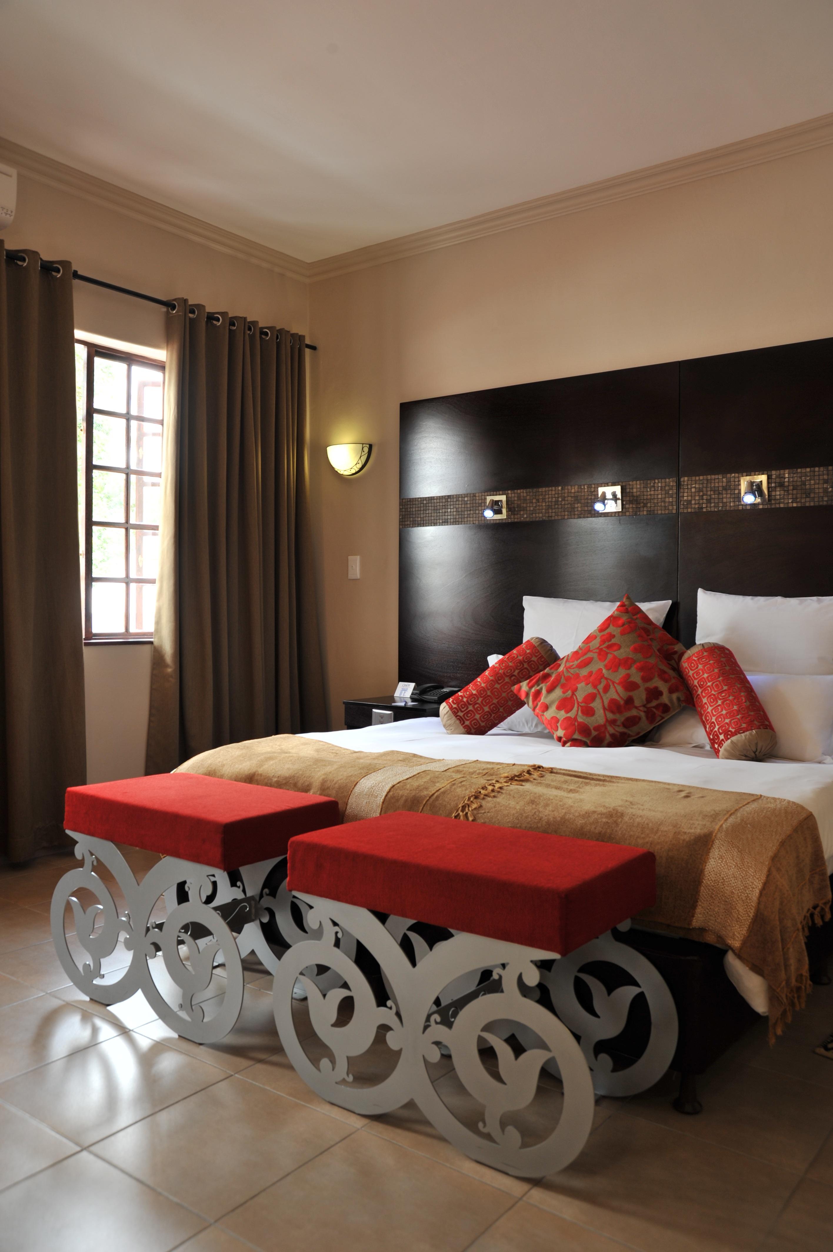 Bedroom of The Promenade