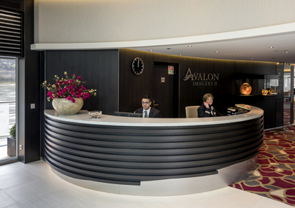 Avalon Waterways - reception