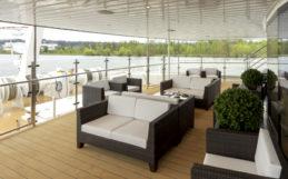Avalon Waterways Ob Deck