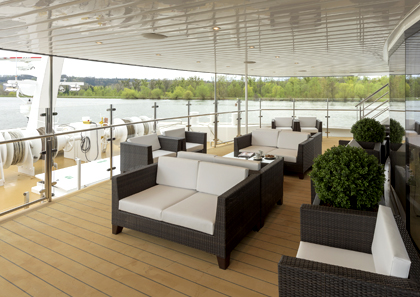 Avalon Waterways Ob Deck