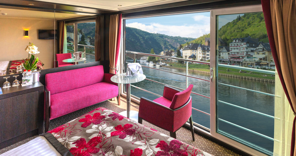 Avalon Waterways - Suite Cochem