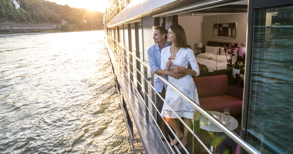 Avalon Waterways - Pano Suite